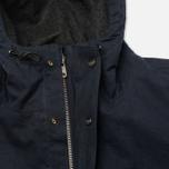 Мужская куртка ветровка Norse Projects Nunk Classic Dark Navy фото- 3