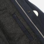 Мужская куртка ветровка Norse Projects Nunk Classic Dark Navy фото- 6