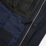 Мужская куртка ветровка Norse Projects Nunk Classic Dark Navy фото- 7