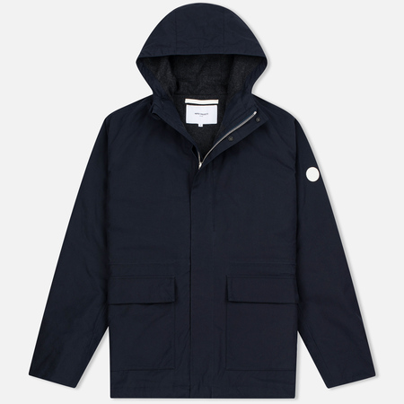 Norse Projects Nunk Classic Men's Windbreakers Navy
