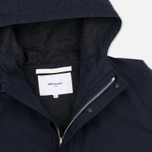 Norse Projects Nunk Classic Men's Windbreakers Navy photo- 2