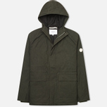 Norse Projects Nunk Classic Men's Windbreaker Rosin Green photo- 0