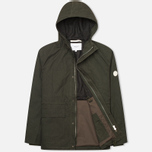 Norse Projects Nunk Classic Men's Windbreaker Rosin Green photo- 1