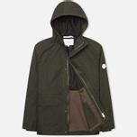 Мужская куртка ветровка Norse Projects Nunk Classic Rosin Green фото- 1