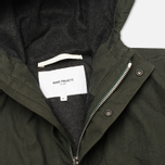 Norse Projects Nunk Classic Men's Windbreaker Rosin Green photo- 2