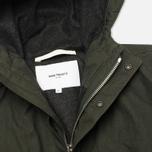 Мужская куртка ветровка Norse Projects Nunk Classic Rosin Green фото- 2