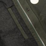 Мужская куртка ветровка Norse Projects Nunk Classic Rosin Green фото- 6