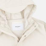 Мужская куртка ветровка Norse Projects Nunk Summer Cotton Ecru фото- 2