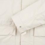 Мужская куртка ветровка Norse Projects Nunk Summer Cotton Ecru фото- 3