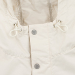 Мужская куртка ветровка Norse Projects Nunk Summer Cotton Ecru фото- 4