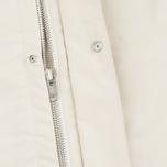 Мужская куртка ветровка Norse Projects Nunk Summer Cotton Ecru фото- 6