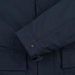 Мужская куртка ветровка Norse Projects Nunk Summer Cotton Navy фото- 3