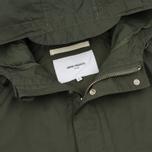 Мужская куртка ветровка Norse Projects Nunk Summer Dried Olive фото- 2