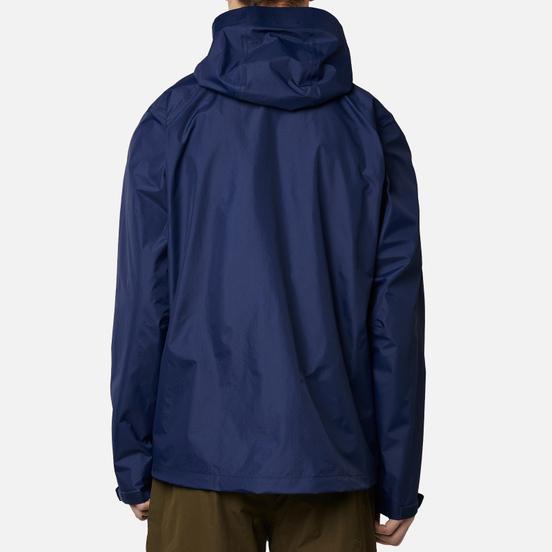 Мужская куртка ветровка Patagonia Torrentshell 3L Classic Navy