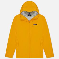 Мужская куртка ветровка Patagonia Torrentshell 3L Mango