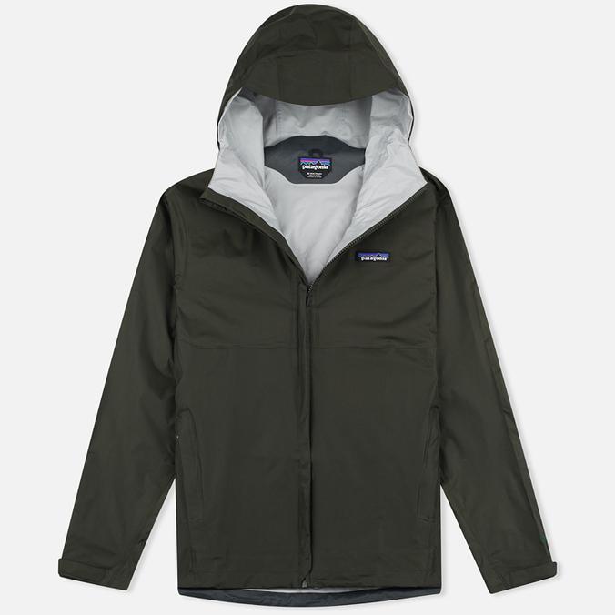 Мужская куртка ветровка Patagonia Torrentshell Kelp Forest