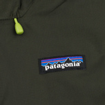Мужская куртка ветровка Patagonia Torrentshell Kelp Forest/Supply Green фото- 5