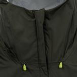 Мужская куртка ветровка Patagonia Torrentshell Kelp Forest/Supply Green фото- 3