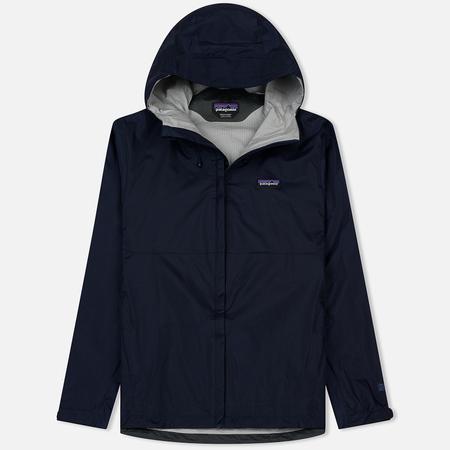 Мужская куртка ветровка Patagonia Torrentshell Navy Blue/Navy Blue