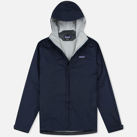 Patagonia Torrentshell Men's Windbreaker Navy Blue