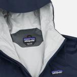 Мужская куртка ветровка Patagonia Torrentshell Navy Blue фото- 2