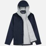 Мужская куртка ветровка Patagonia Torrentshell Navy Blue фото- 1