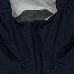 Мужская куртка ветровка Patagonia Torrentshell Navy Blue/Ramble Red фото- 5
