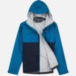 Мужская куртка ветровка Patagonia Torrentshell Underwater Blue/Navy Blue фото- 1