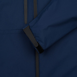Мужская куртка ветровка Peaceful Hooligan AWP Navy фото- 3