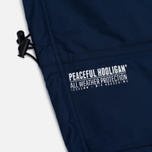 Мужская куртка ветровка Peaceful Hooligan AWP Navy фото- 8