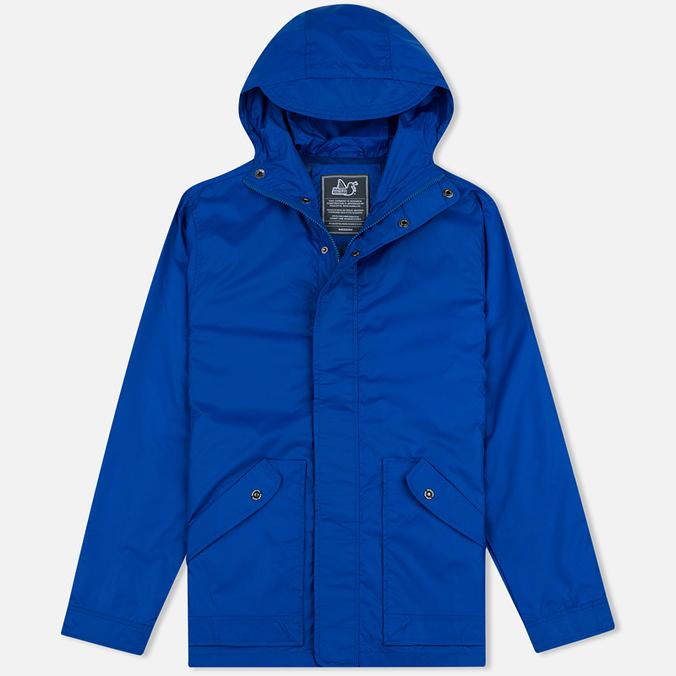 Мужская куртка ветровка Peaceful Hooligan General Bright Blue
