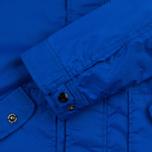 Мужская куртка ветровка Peaceful Hooligan General Bright Blue фото- 3