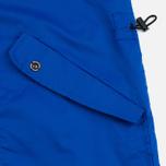 Мужская куртка ветровка Peaceful Hooligan General Bright Blue фото- 4