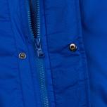 Мужская куртка ветровка Peaceful Hooligan General Bright Blue фото- 5