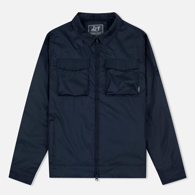Мужская куртка ветровка Peaceful Hooligan Staff Navy