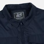 Мужская куртка ветровка Peaceful Hooligan Staff Navy фото- 1