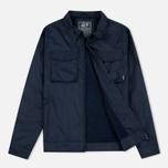 Мужская куртка ветровка Peaceful Hooligan Staff Navy фото- 3