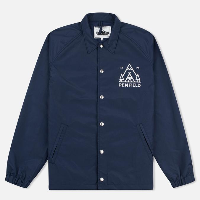 Мужская куртка ветровка Penfield Howard Navy