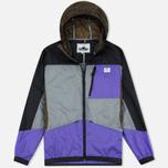 Мужская куртка ветровка Penfield Cranford Color Block Black фото- 0