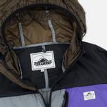 Мужская куртка ветровка Penfield Cranford Color Block Black фото- 1