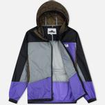Мужская куртка ветровка Penfield Cranford Color Block Black фото- 2
