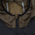 Мужская куртка ветровка Penfield Cranford Color Block Black фото- 6