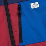 Мужская куртка ветровка Penfield Cranford Color Block Navy фото- 3