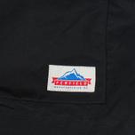 Мужская куртка ветровка Penfield Gibson Black фото- 4