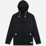 Мужская куртка ветровка Penfield Gibson Black фото- 0