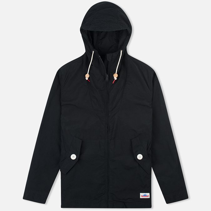 Мужская куртка ветровка Penfield Gibson Black