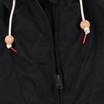 Мужская куртка ветровка Penfield Gibson Black фото- 3