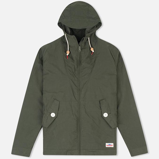 Мужская куртка ветровка Penfield Gibson Olive