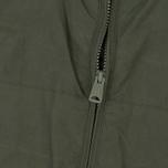 Мужская куртка ветровка Penfield Gibson Olive фото- 3