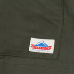 Мужская куртка ветровка Penfield Gibson Olive фото- 4